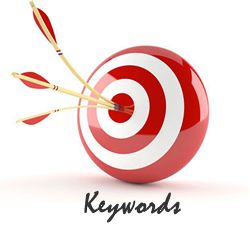 Choose the right keywords