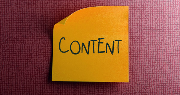 Content for user and search engine